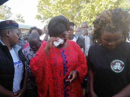 Gladys Wanga Names People Who Should Be Arrested In Matungu By Election Chaos