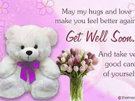 Send These Romantic Get Well Soon messages To Your Heartbeat And Make Her Feel Ok