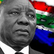 BREAKING NEWS: Ramaphosa's address is putting smiles in people's faces