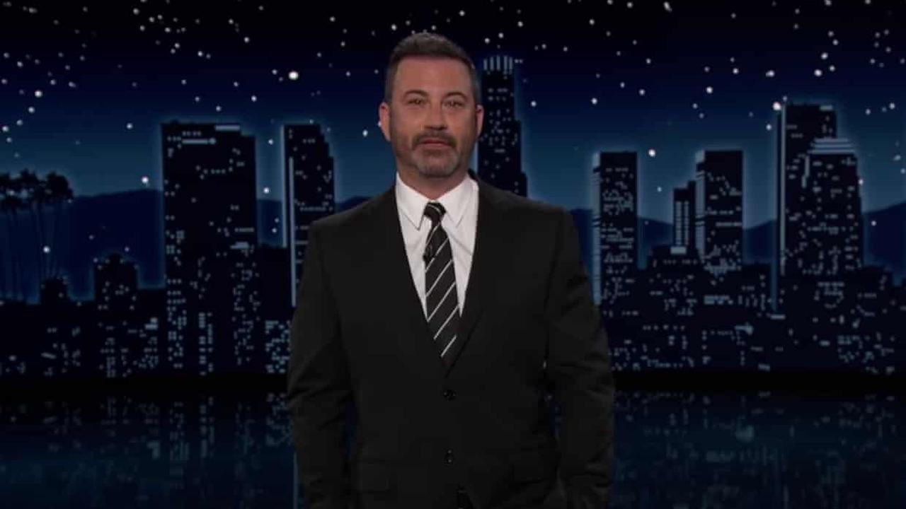Kimmel on Trump asking advisers to stop comedians: 'He can't take a joke'