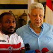 Zamalek given 30 days to avoid transfer ban