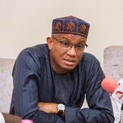 No Government Has The Power To Dissolve My Ministry;Mustapha Hamid