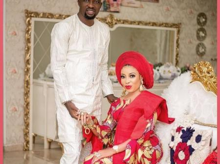 Yoruba Actress Liz Anjorin Gushes Over Her Husband And Also Celebrates Him Ahead Of His Birthday.