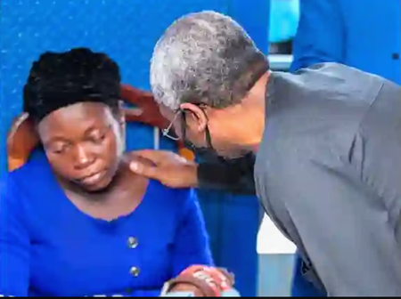 N500m Tears Apart Family of Vendor Shot Dead by Gbajabiamila's Security Aide