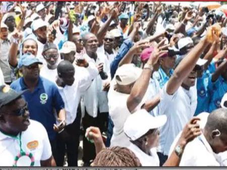 Good News to Ondo State Salary Earners Good News to Ondo State Salary Earners  As Areas are to be Paid Before Easter