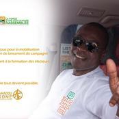 Législative à Bouaké : 650.000 FCFA, c'est le don du candidat Amadou Koné au quartier Air France 2