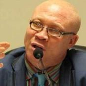 Ode to Foh-Amoaning! Albinos cry can't be same as LGBTQs sheer bravado