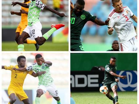 European football beckons on 5 Golden Eaglets players