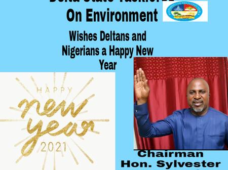 Oromoni Wishes Okowa Happy New Year, Charges Deltans On Clean Environment