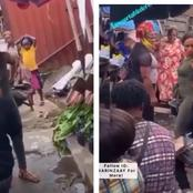 """Are You Mad?"" Lady lashed Out To Her Boyfriend As She Rejects His Marriage Proposal (Video)"