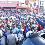 Why Simba Arati Should Be Worried After Seeing What Happened In Dagoretti During Dp Ruto's Visit