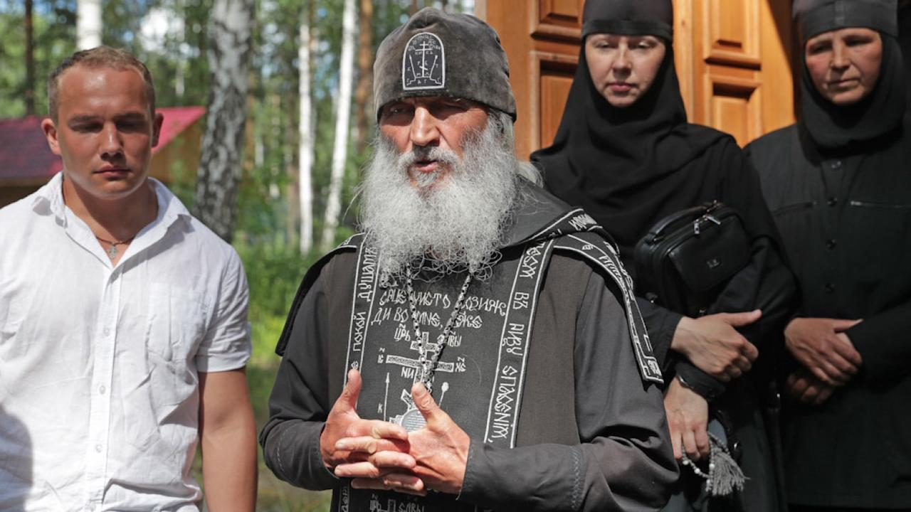 Russia Detains Ex-Priest Suspected of Encouraging Children to 'Die for Russia'