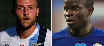 Chelsea and Man Utd in fight for Milinkovic-Savic, a Kante replacement for Blues