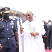 Exclusive: Governor Emmanuel Appeals For More Presence Of Akwa Ibom Indigenes In The Military.