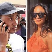 Look What President Uhuru's Son and CS Amina Mohamed's Daughter Were Caught Doing (Photos)