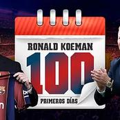 100 jours avec Koeman