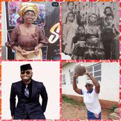 Sylvester Madu Celebrates Birthday Of His Sweet Mother As He Shares Recent And Throwback Photos