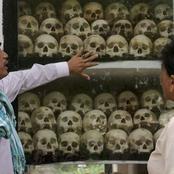عملية القتل الجماعي التي افزعت العالم وقتل فيها مليون ونصف مليون  انسان... حقول القتل في سطور