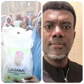 Check Out What Reno Omokri Said About Tinubu's Branded Rice That Got People Talking