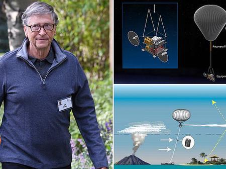 Solar Geoengineering, Bill Gates Next Big Move