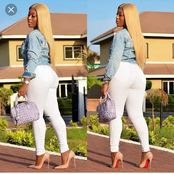 Check Out Curvy Photos Of Fantana, The 22-year Old Ghanaian Born, America Based Singer, Entrepreneur