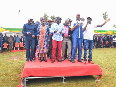 My agenda as the president will be to empower the youth - DP Ruto