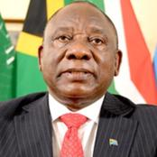 Ramaphosa Speaks Out About Moving Back to Level 3