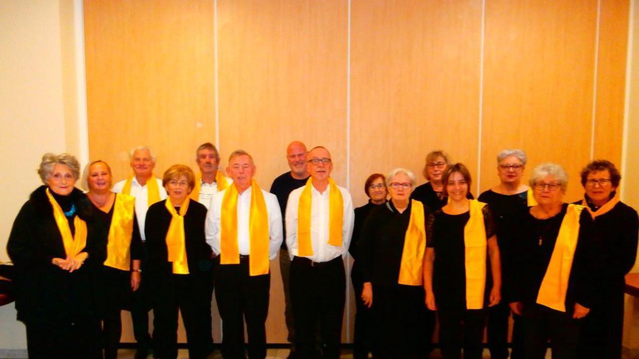 Miradoux : la chorale Les Voix Si, Les Voix La a repris
