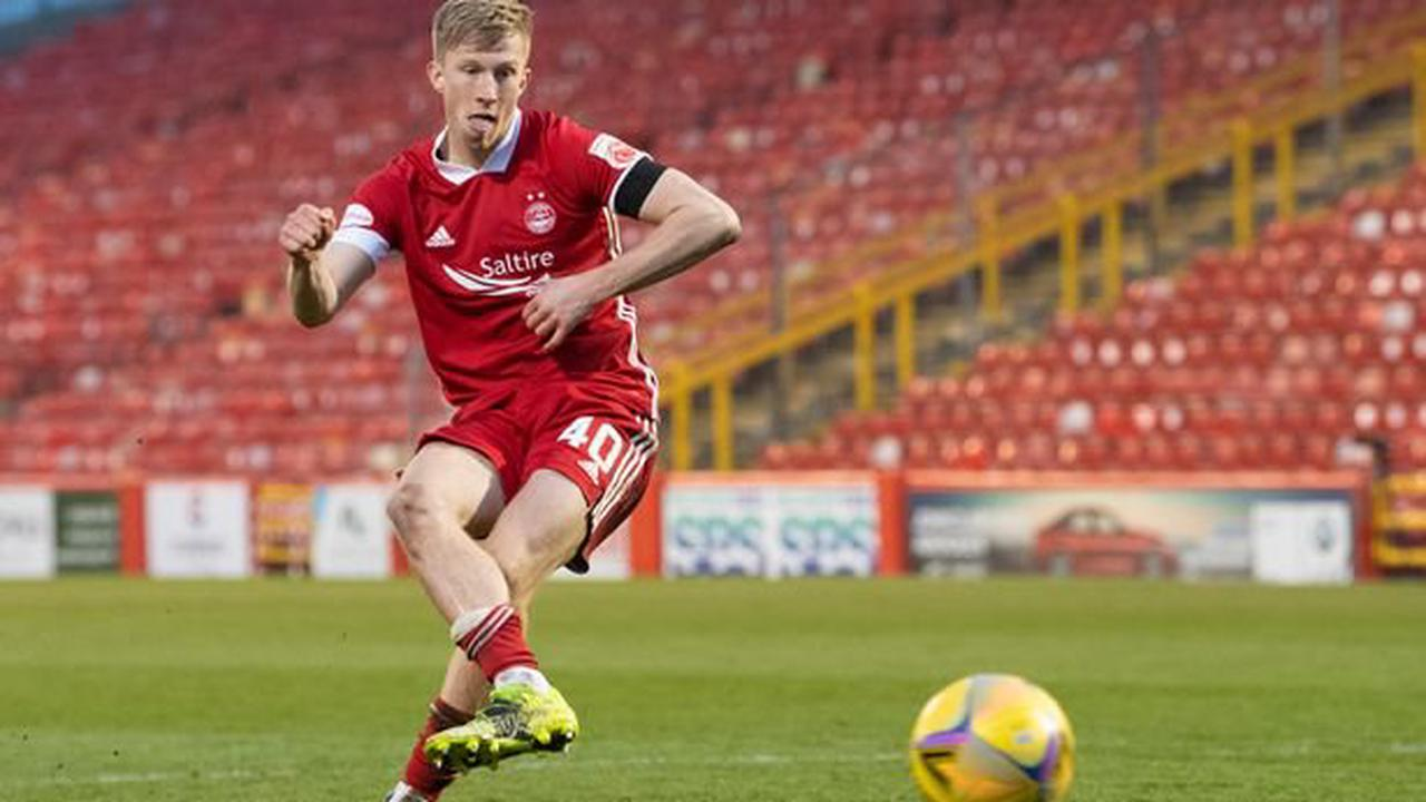 Ross McCrorie on Sunderland wanted list as Aberdeen stand to double their money