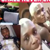 Viral Video Of Nigerian Yahoo Boys Caught at Midnight.