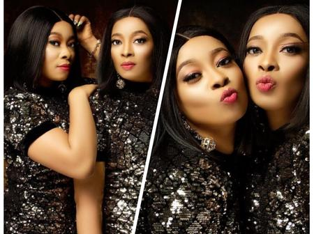 Hot Photos Of Nollywood Identical Twins You Need To See.