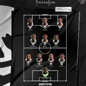 Confirmed Pirates starting XI against Maritzburg United