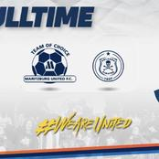 Maritzburg United only win against Kaizer Chiefs.