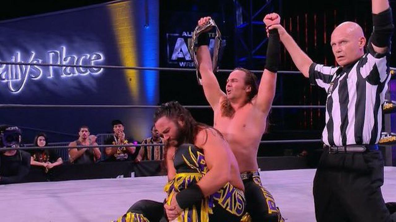 2020 North American Wrestling Awards