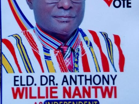 Atwima Nwabiagya South Lacks Leadership - Independent Candidate.