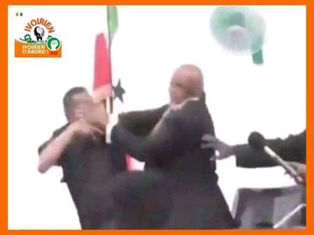 Somalie : violente bagarre entre le Président de la République et le Président de l'Assemblée national