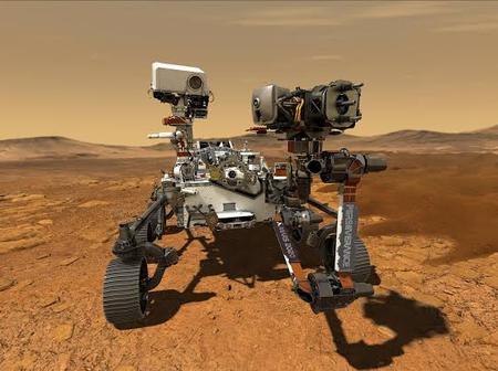 What Google and Joe Biden Said on NASA's Perseverance Rover Historic Landing on Mars