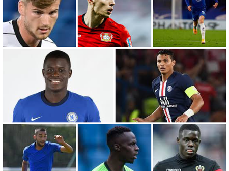 See list of players Chelsea signed this Summer transfer window