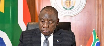 Afri forum sends scary letter to Ramaphosa asking him to prove himself as president or face judgement