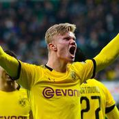 See The Chelsea player the Blues fans are comparing to Borussia Dortmund star Haaland