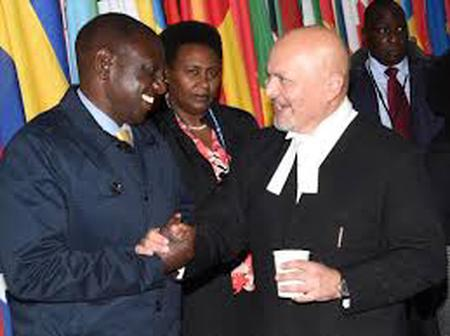 Deputy President William Ruto's Lawyer Has Been Elected as the New ICC Prosecutor