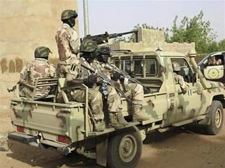 Nigerian military reveals how they killed 2,403 Bokoharam terrorists