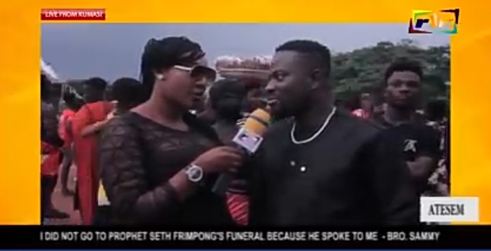 205a69d01b465997446de25e8f0169ff?quality=uhq&resize=720 - The Late Seth Frimpong Appeared In My Dream And Told Me This - Brother Sammy Sadly Reveals