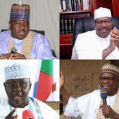 Four former state governors in the race for APC chairmanship position