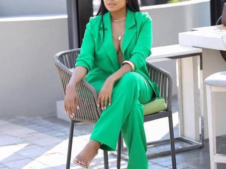 See how Lerato Kganyago rocked these outfits: Steal her Style (In Pictures)