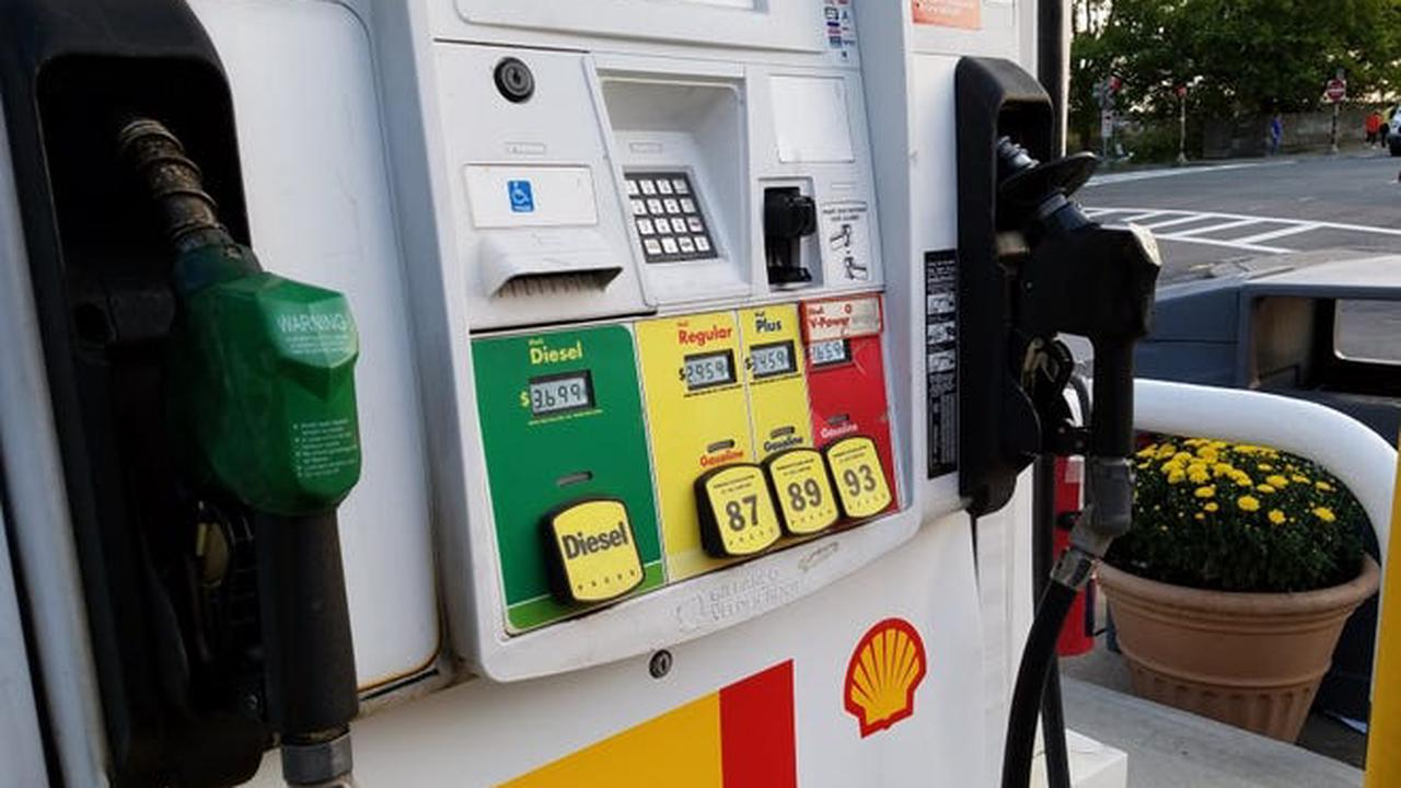 AAA Northeast: Mass. gas prices average $2.19, up 2 cents