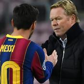 Koeman Warns After Messi-Inspired Win Over Elche