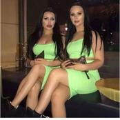 Remember The Best Friends That Did Surgery To Look Like Identical Twins, See How They Look Now