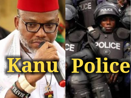 'We Won't Take It Anymore', Nnamdi Kanu Blows Hot On Nigerian Police And Politicians