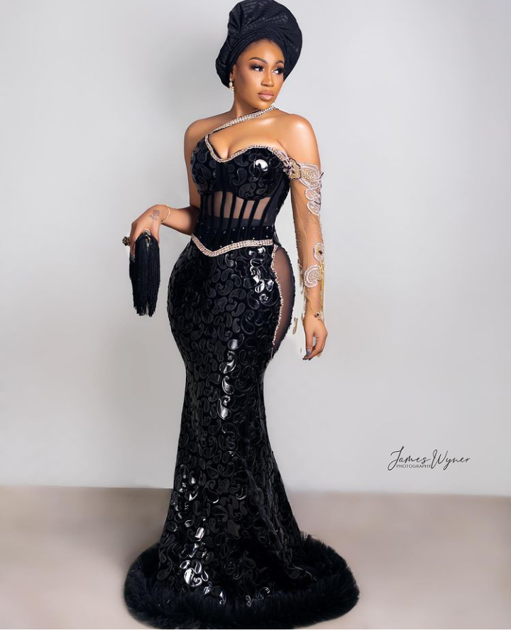 Nollywood actress, Ebube Nwagbo releases lovely new photos, calls herself 'AsaN'igbo' 6